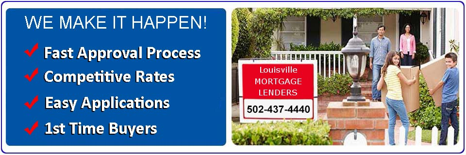 Louisville Mortgage Brokers