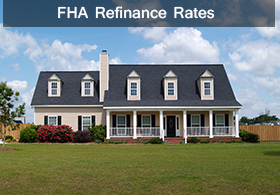 FHA Refinance Rates Louisville KY